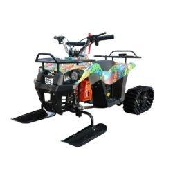 Снегоцикл Mini-Grizlik Snow бомбер (до 30 км/ч, дисковые тормоза, до 60 кг)